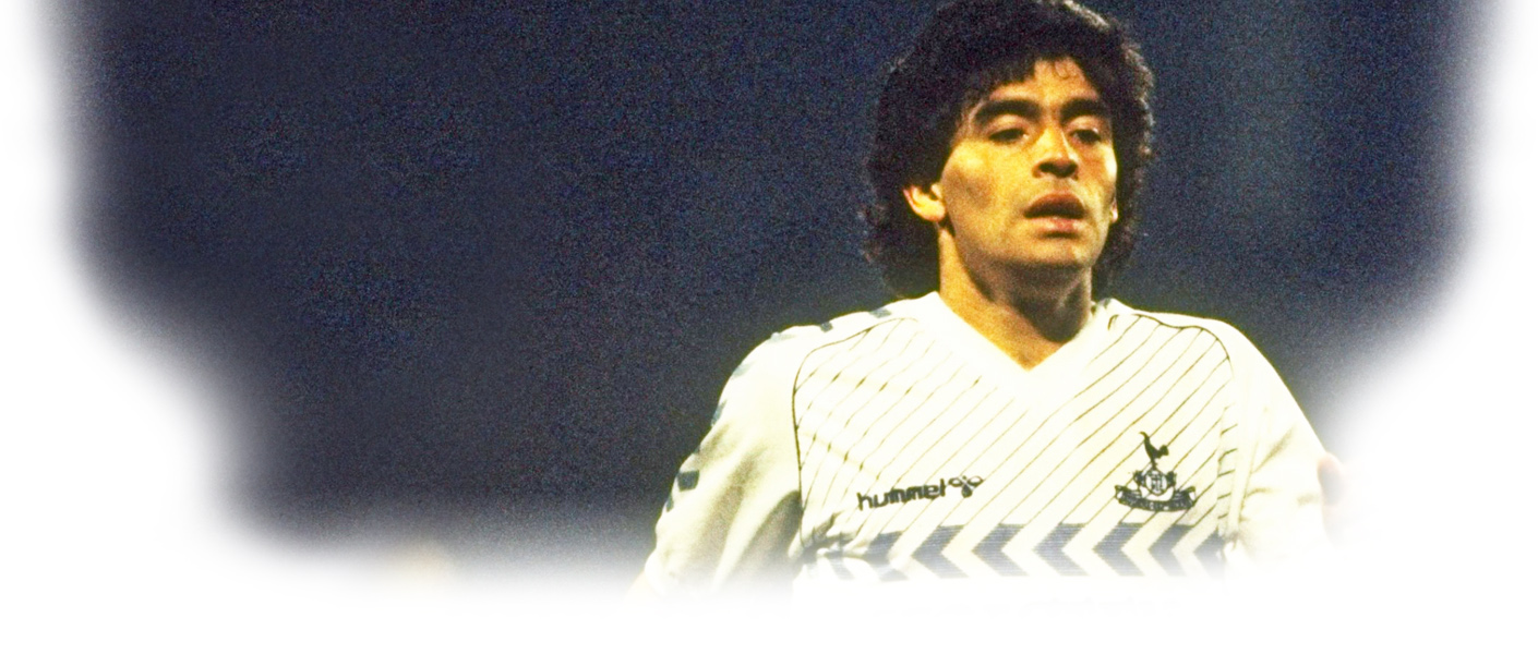 Maradona Special The Day Diego Played For Spurs