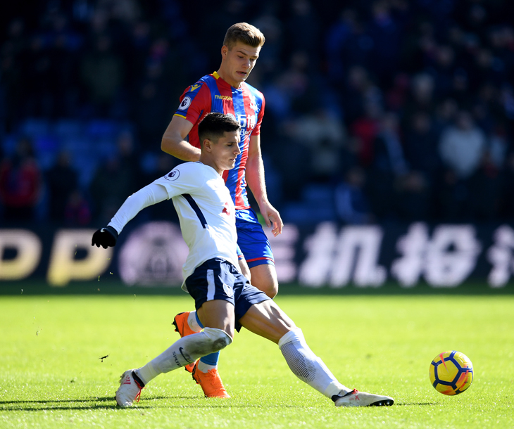 Palace Reaction: Davies On Defence, Lamela And Lucas On
